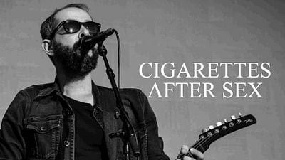 Cigarettes After Sex au Melt Festival 2018