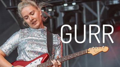 Gurr au Melt Festival 2018