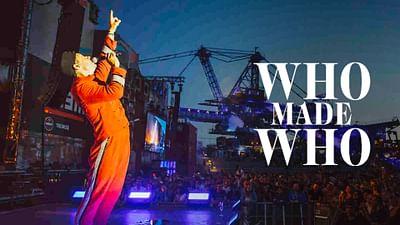 WhoMadeWho au Melt Festival 2018
