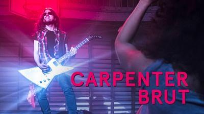 Carpenter Brut en Release Party