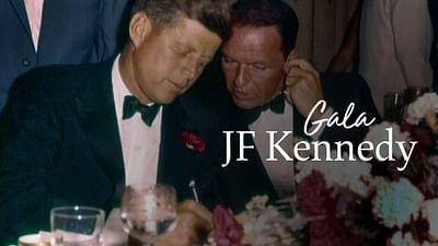 Gala d'investiture de John Fitzgerald Kennedy, 1961