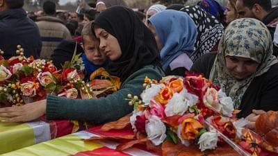 Syrie : le siège d'Afrin