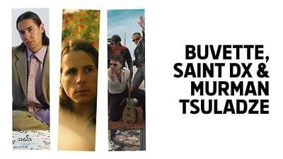 Buvette, Saint DX et Murman Tsuladze dans Passengers