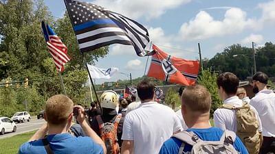 Infiltré dans l'ultradroite - Mon année avec l'alt-right