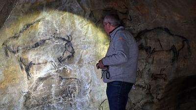 La grotte préhistorique de Niaux