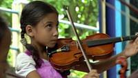 Bengale, les musiciens de la gandhi ashram school en streaming