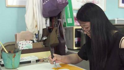 Chine : l'art pour soigner les maladies mentales