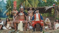 Bougainville, le voyage à tahiti en streaming