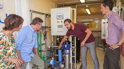 Xenius - L'eau potable : préserver ce bien rare et précieux