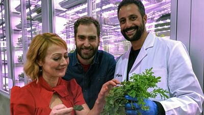 Xenius - Quelle sera la nourriture du futur ?