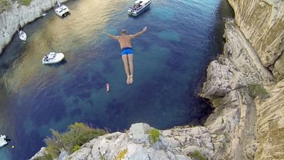 À 100% - Lionel Franc, plongeur à Marseille