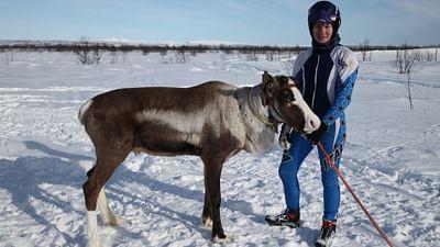 À 100% - Anne Risten et les courses de rennes en Norvège