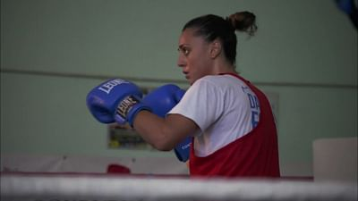 À 100% - Mina Morano, la boxeuse de Naples