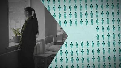 Femmes en prison : les chiffres