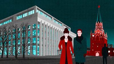 Les Espionnes racontent - Jonna : Hollywood à la rescousse de la CIA