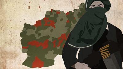 Qui contrôle l'Afghanistan ?