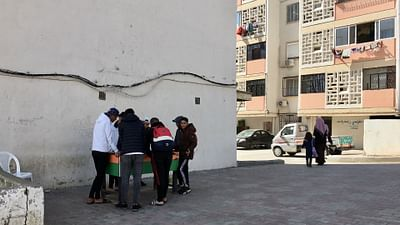 Algérie: le réveil de la jeunesse