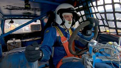 GEO Reportage - Fous du volant en Laponie