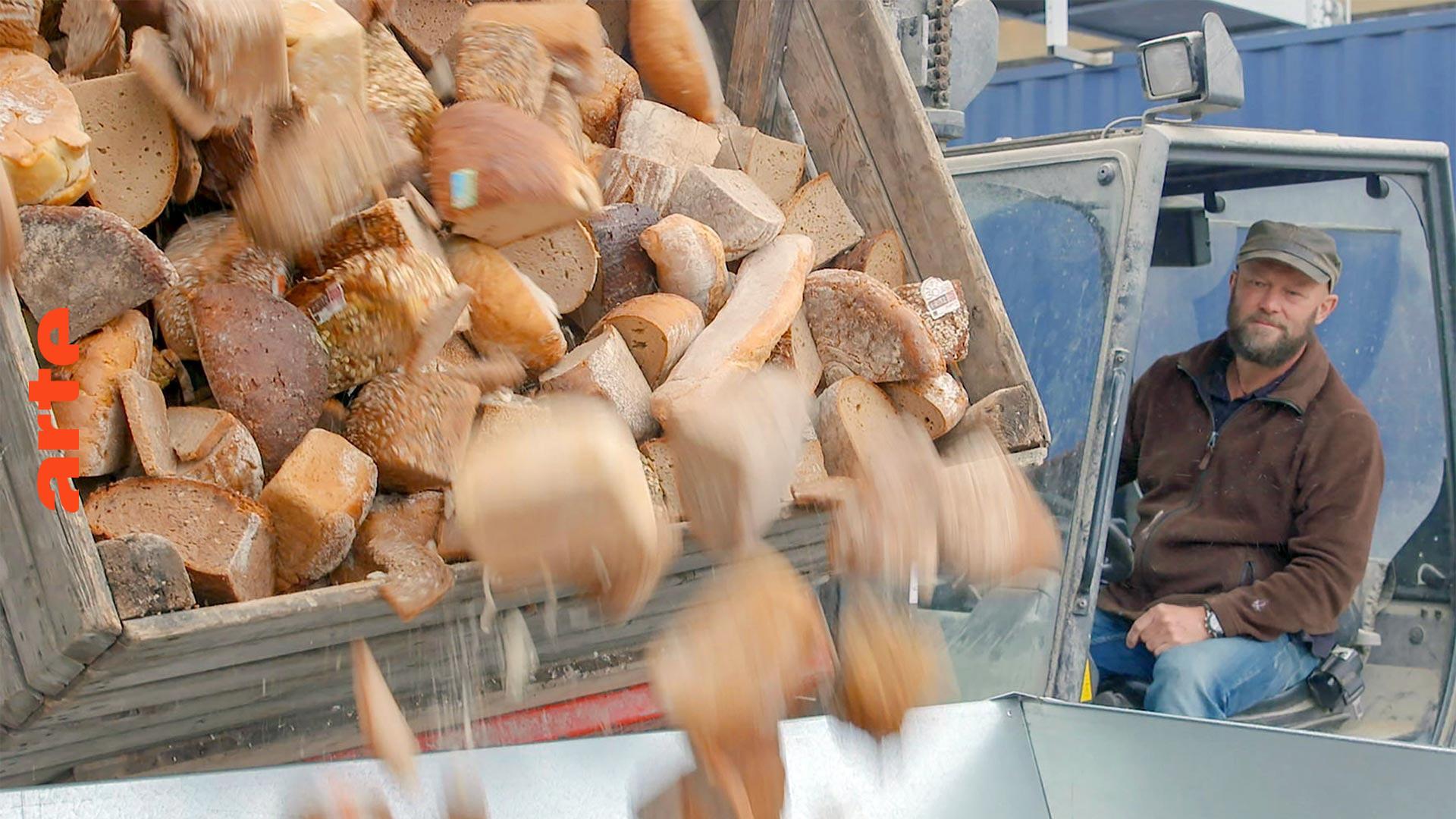 ARTE Regards - Le pain, cet aliment que l'on transforme - Regarder le documentaire complet | ARTE