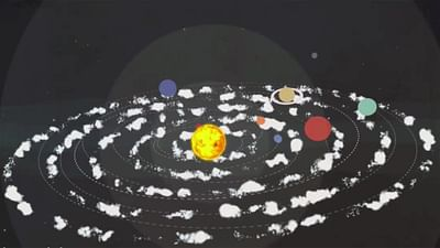 Le big-bang et le système solaire