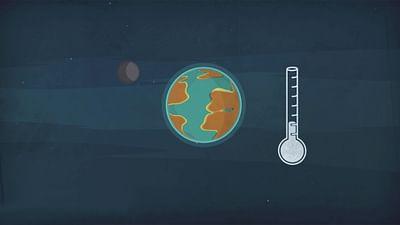 La formation de l'eau sur la Terre