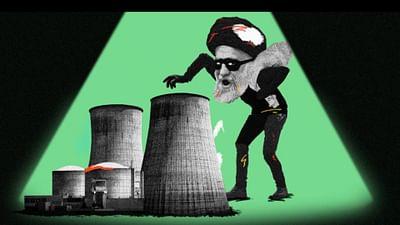 Stories of Conflict : Nucléaire iranien