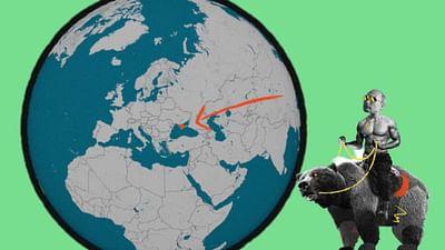 Stories of Conflict : Russie - Ukraine