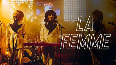 La Femme en Release Party