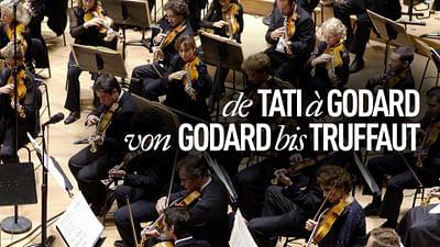De Tati à Godard, musiques de films