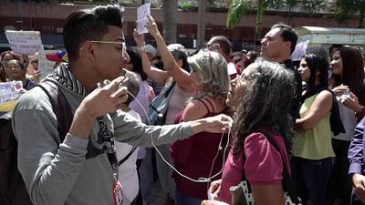 Vénézuela : l'agonie de la presse