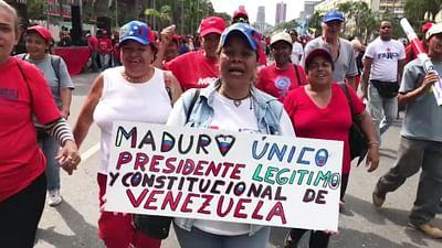 Une ambiance fin de règne au Venezuela