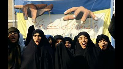 Photographie : la révolution iranienne de Reza