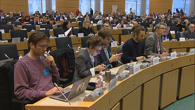 L'organisation du Parlement européen (4/5)