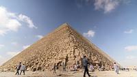 Les étonnantes techniques des bâtisseurs de la pyramide de khéops en streaming