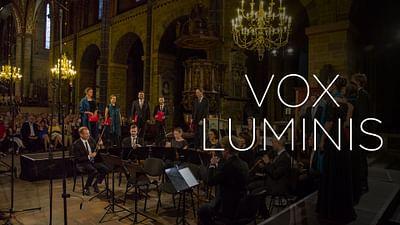 L'ensemble vocal Vox Luminis