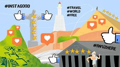 Paléofutur - Le tour du monde à portée de clics