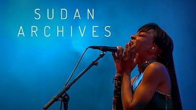 Sudan Archives au MELT Festival 2019