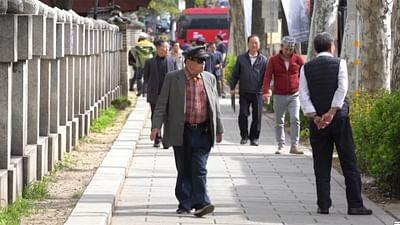 Corée du Sud : le péril vieux