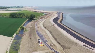 Climat : les chantiers titanesques des Pays-Bas