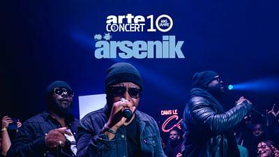 Ärsenik au ARTE Concert Festival