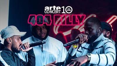 404Billy au ARTE Concert Festival