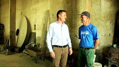 Kosovo: La briqueterie de la paix