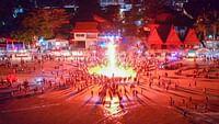Thaïlande, un festival de couleurs du 16/03