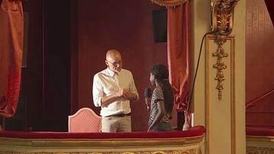 Apprentie reporter : Destinée à l'opéra du Rhin