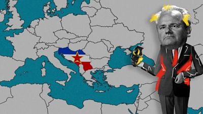 Stories of Conflict : Yougoslavie