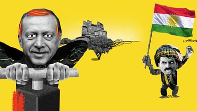 Stories of Conflict : Les Kurdes