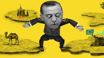 Stories of Conflict : La Turquie à cheval sur ses frontières