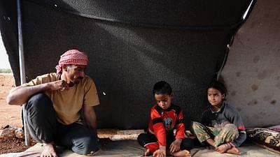 Syrie : les déplacés d'Idleb