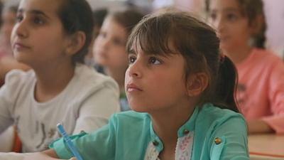 Syrie : l'école sous les bombardements