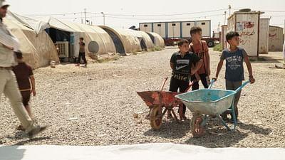 Irak : les fantômes de Mossoul